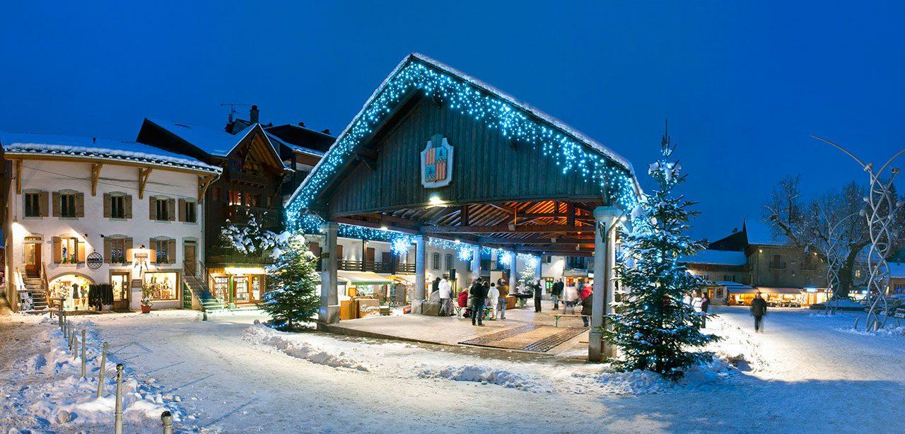 la cour avantages samoens e1518432596266 - Le village